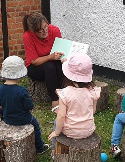 Leaning and fun Little Birches Nursery & Pre-school West Wickham