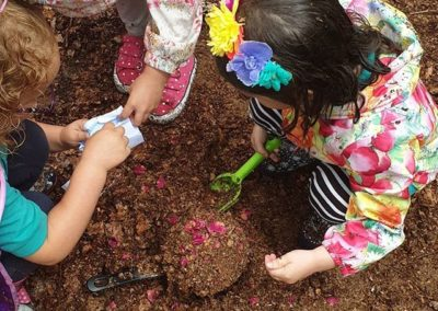 Leaning and fun Little Birches Nursery & Pre-school West Wickham