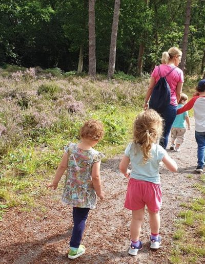 Forest School at Little Birches Nursery & Pre-school West Wickham