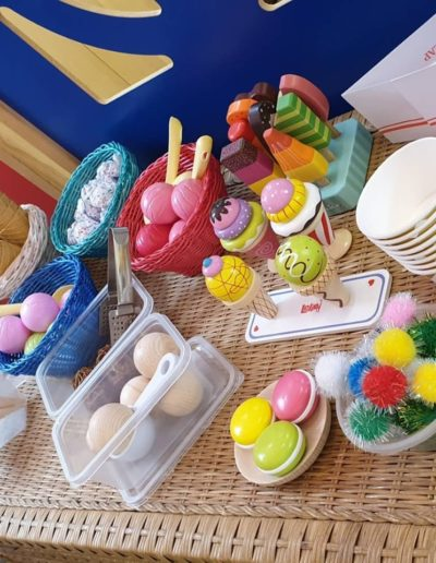Toys at Little Birches Nursery & Pre-school West Wickham