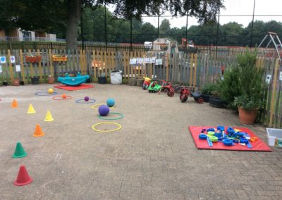 Little Birches Childrens Nursery and Pre School Tunbridge Wells Outside Play Areas