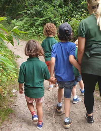 Little birches nursery and preschool