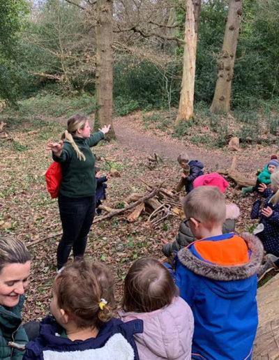 Little birches nursery and preschool West Wickham