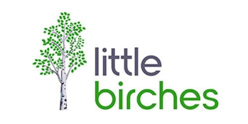 Little Birches Nursery Logo Wide