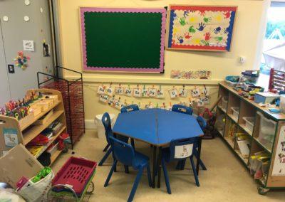 Little Birches Nursery and playschool Tunbridge Wells TW room